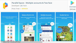 Parallel Space Multiple Account App