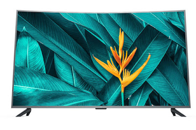 Mi TV 4S 55-inch curved 4K HDR TV