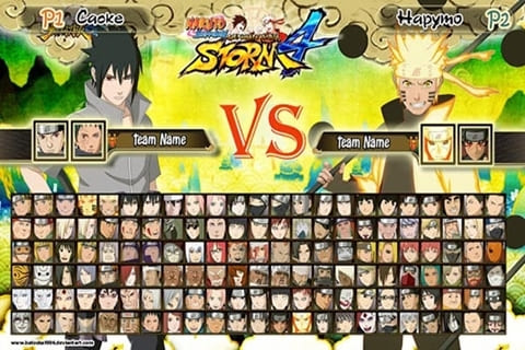 download game naruto ultimate ninja storm 4 for ppsspp