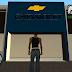 Modelagem - Concessionaria Chevrolet
