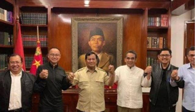 Partai politik pengusung Prabowo-Sandi akan dicap sebagai partai inkonsisten dan haus kekuasaan jika meninggalkan oposisi dan bergabung ke pemerintahan Jokowi-Maruf di 2019-2024.