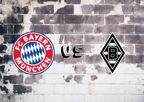 Bayern München vs Borussia M'gladbach  Resumen y Partido Completo