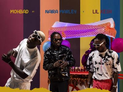 [Music] Mohbad - PONMO SWEET ft. Naira Marley x Lil kesh