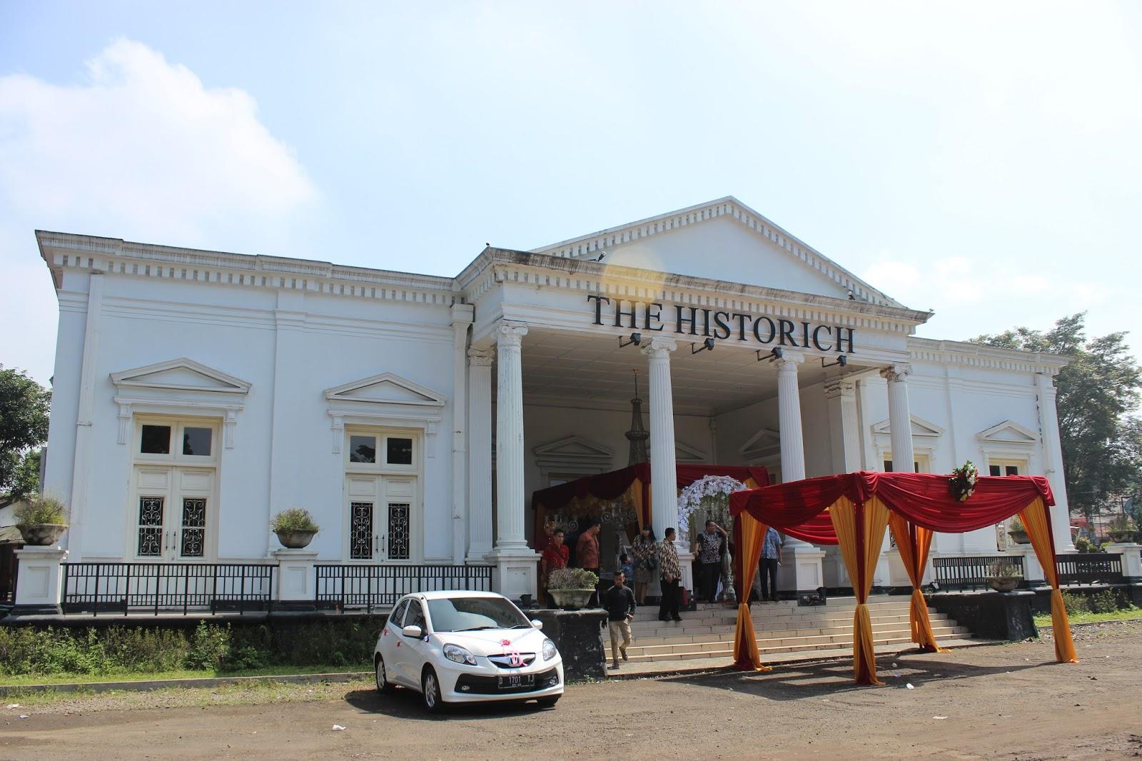 Uncle Seronok Tjimahi Heritage Cimahi Sebagai Kota Wisata