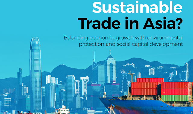 Asian countries with the most sustainable trade policies