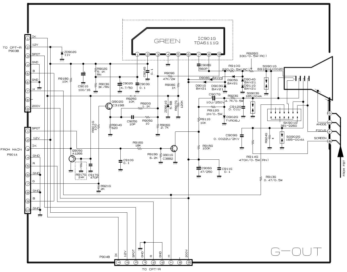 Electro help: RPTV - LG RE39NZ43