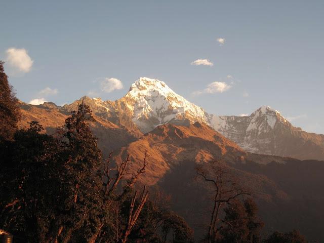 Ghorepani Ghandruk Trekking
