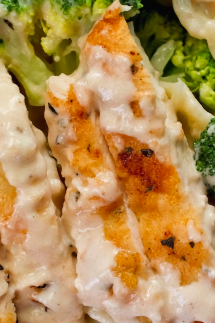 Delicious Chicken and Broccoli Pasta
