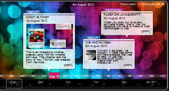 8 excellent free timeline creation tools for teachers, Powerpoint templates