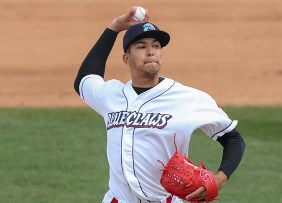 Phillies prospect Francisco Morales