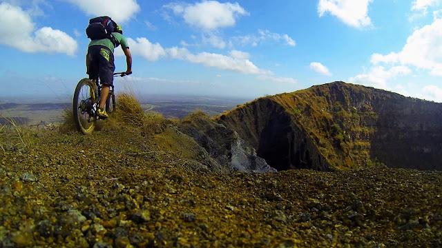 mountain biking in nicaragua