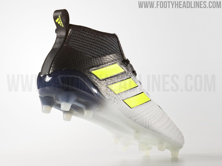 official photos ae396 1de6c Striking Adidas Ace Dust Storm 2017-18 Boots Released - CR7 Gold