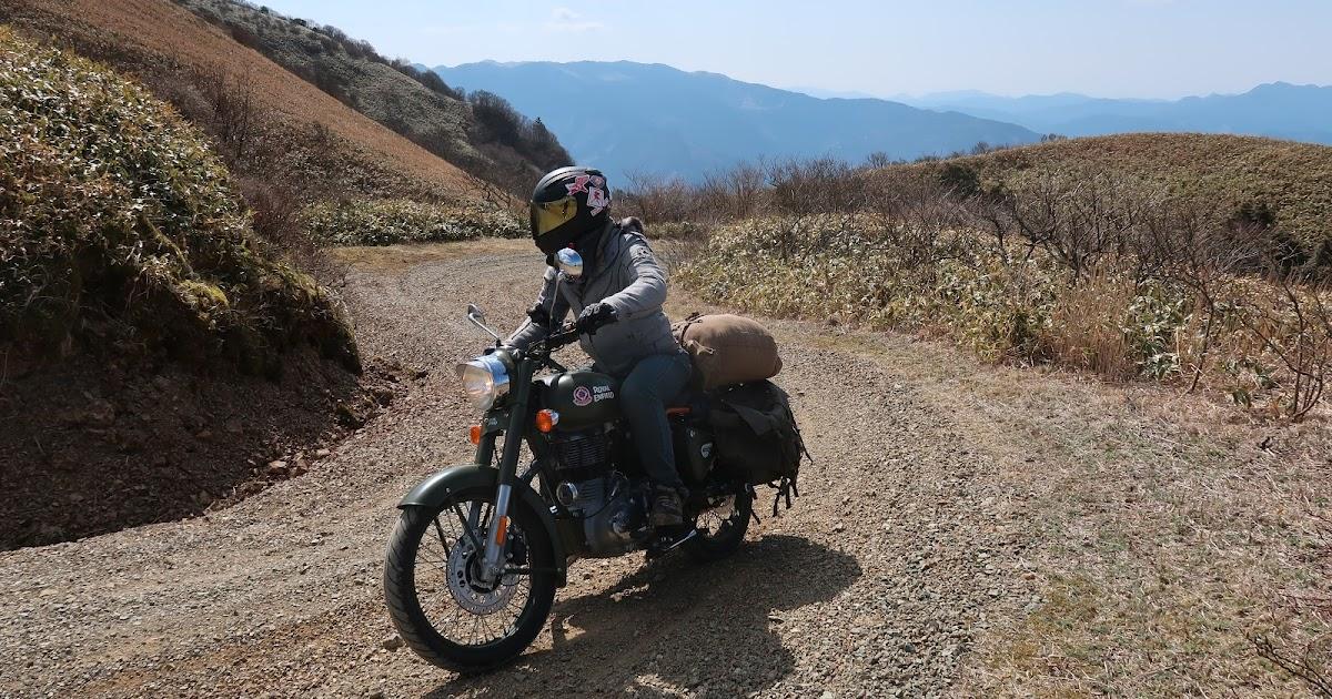 フィールド バイク エン パワーは必要ない!!「味」で乗りたいロイヤルエンフィールドの魅力