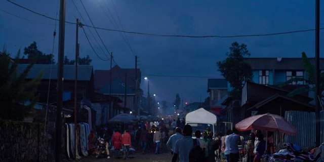 DRC: Goma lit by solar energy thanks to the renewable energy credit for peace