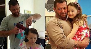 Μεγαλώνει μόνος του την 4χρονη κόρη του και μας αποκαλύπτει τα 7 πράγματα που ΔΕΝ αντέχει να τον ρωτάνε οι μαμάδες