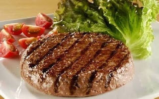 Hambúrguer de Patinho FIT