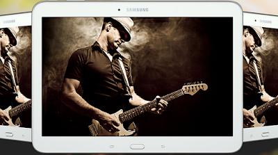 Layar Samsung Galaxy Tab 4