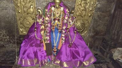 Utsava Murthy close up