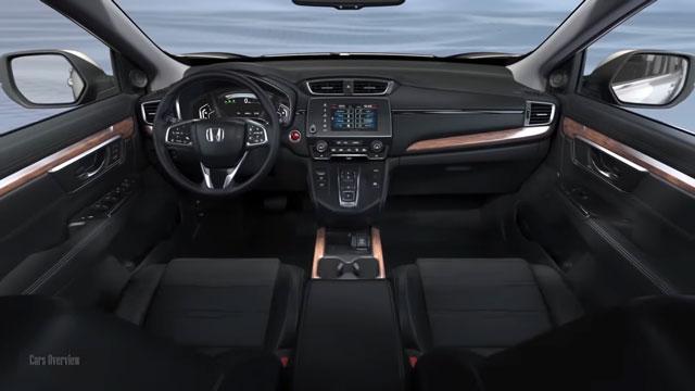 مراجعة هوندا CR-V 2020