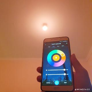 Review Bardi Smart Light Bulb yang memudahkan hidup