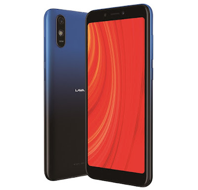 Lava Z61 Pro Launched With HD+ Display, 8MP Camera, 3100mAh battery For Rs. 5700/-