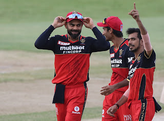 RCB vs PBKS 48th Match IPL 2021 Highlights