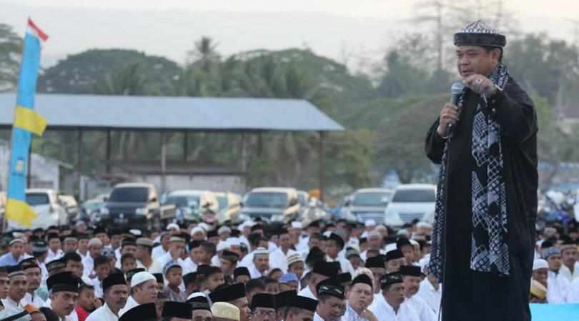 Umatizen | Hari Moekti Wafat, Umat Islam Berduka | Umatizen.com | Berita Duka