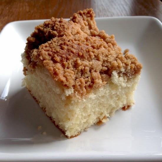Bisquick Velvet Crumb Coffee Cake