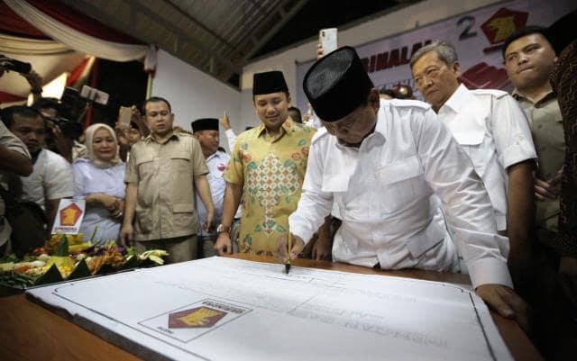 Prabowo Ngaku Gerindra Paling Keras Bela Kepentingan Buruh