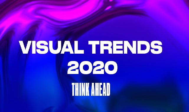 Visual Treands 2020 #infographic