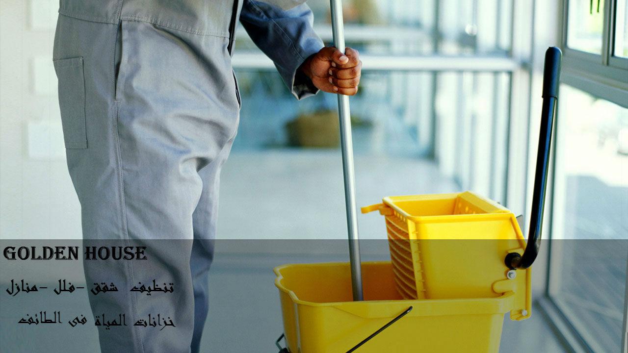 شركة نظافة بالطائف