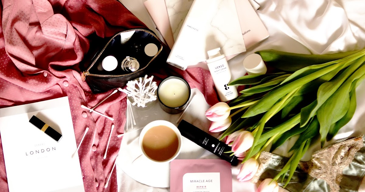 My Bedtime Beauty Ritual Barely There Beauty A