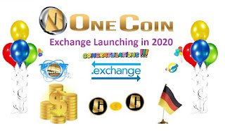 OneCoin Exchange Launching