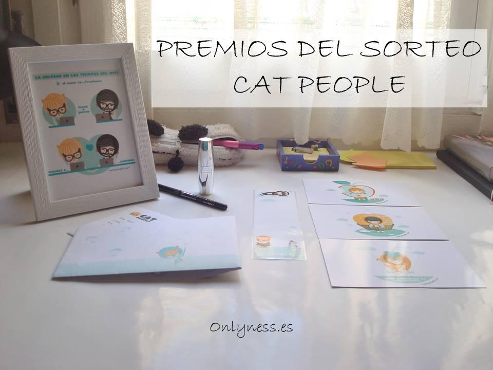 sorteo láminas cat people