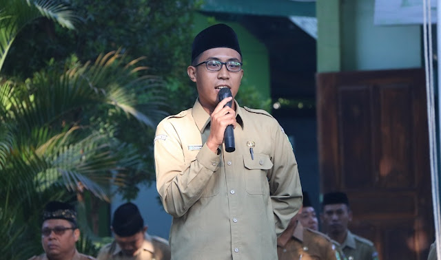 M. Syahid Effendi, S.Pd.I: Akhlak Itu Lebih Penting Dari Ilmu