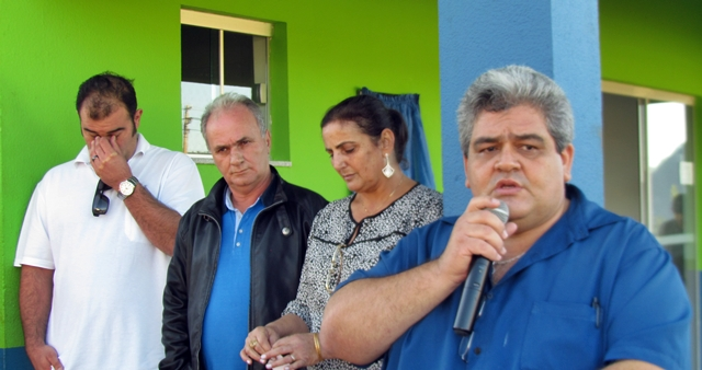 Eurivelton Siqueira deixa Secretaria de Saúde do Município de Iretama