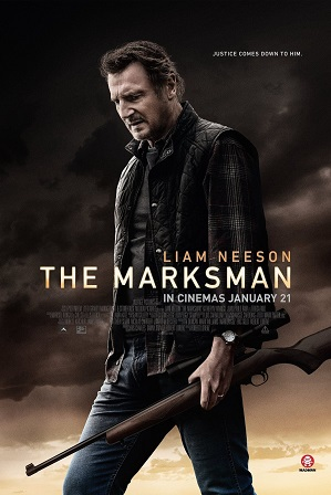 The Marksman (2021) 350MB Full Hindi Dual Audio Movie Download 480p Web-DL