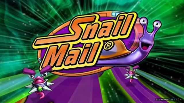 تحميل لعبه الحلزون السريع Snail Mail