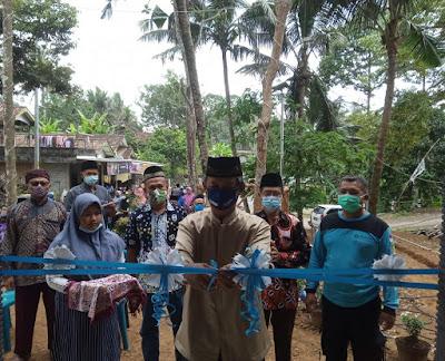 MDMC Bangun Mushalla di Hargotirto Kokap Kulon Progo