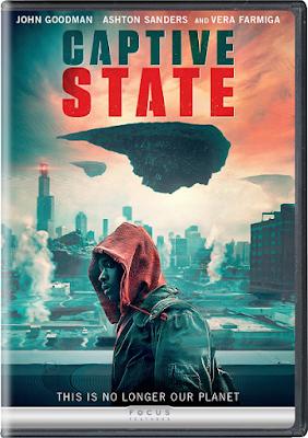 Captive State [2019] [DVD R1] [Latino]
