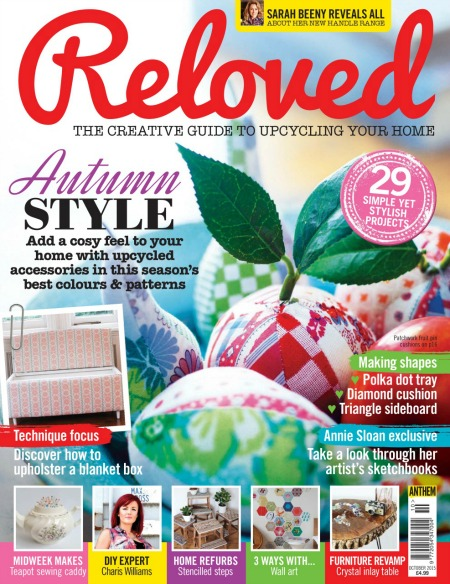 Reloved Magazine Feature www.homeroad.net