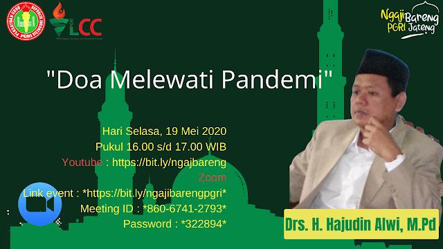 Doa Melewati Pandemi