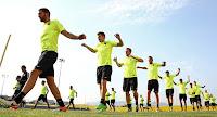 Η αποστολή των παικτών της ΑΕΚ για το φιλικό με τον Ηρακλή