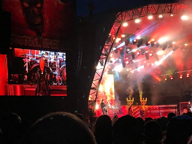 Judas Priest at Bloodstock 2018
