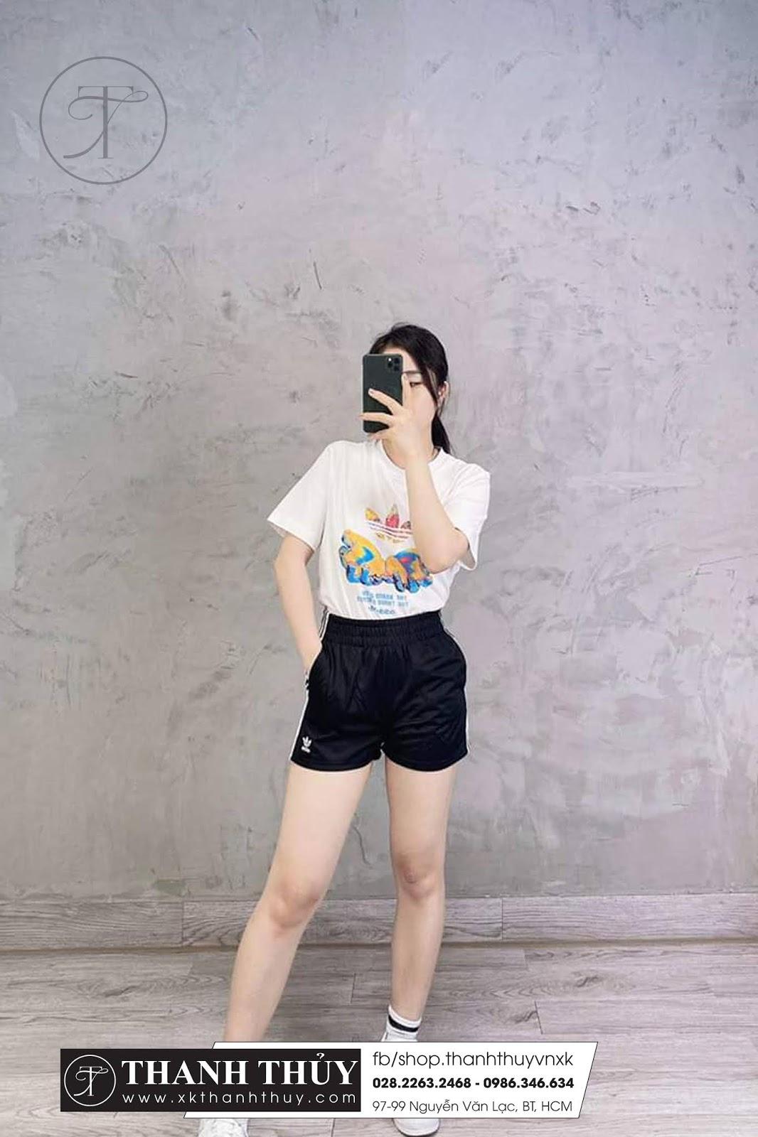 Áo thun Adidas Phom Unisex thời trang phong cách
