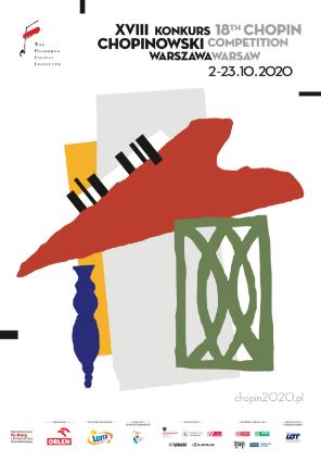 2-23 października 2021, Warszawa (Polska) - 18. Międzynarodowy Konkurs Chopinowski