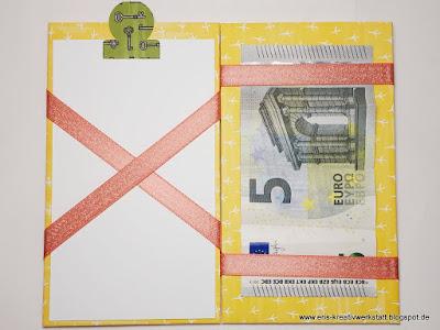 Wechsel-Trick-Karte fürs Geldgeschenk Stampin' Up! www.eris-kreativwerkstatt.blogspot.de