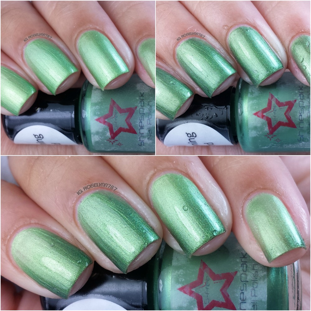 Shine Spark Polish - Hummingbird