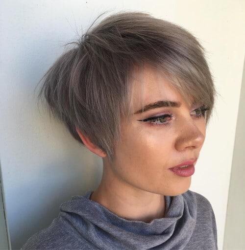 Pixie haircuts are still popular in 2020