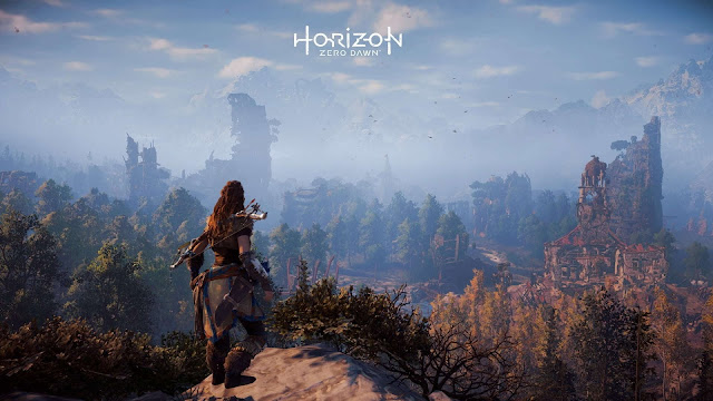 horizon zero dawn maps